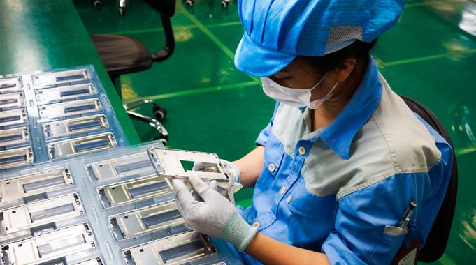 Dùng vật liệu nano để chế tạo toàn phần các thiết bị điện tử